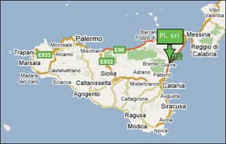 Taormina Cartina Sicilia.Pl Linee Tessili Linee Tessili